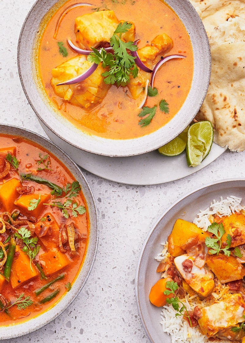All-Purpose Coconut Curry